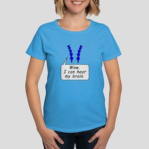 Brain Women's Dark T-Shirt