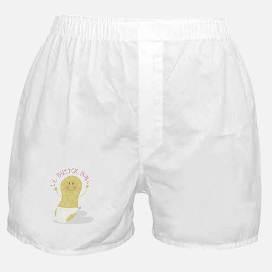 L'il Butter Ball Boxer Shorts
