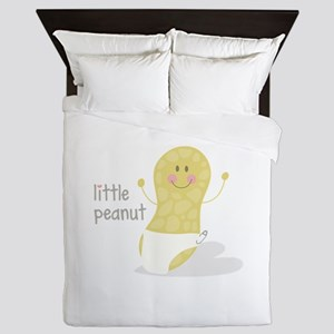 Little Peanut Queen Duvet