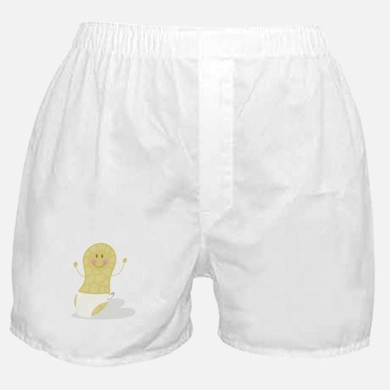 Baby Peanut Boxer Shorts