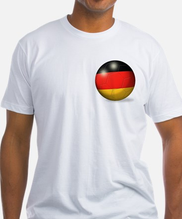 German Flag Soccer Ball (PP) Shirt