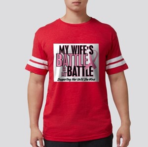 My Battle Too 1 (Wife BC) T-Shirt