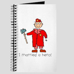 I Married a Hero Journal