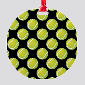 Tennis Balls Ornament