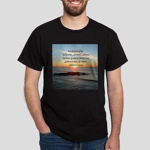 GALATIANS 5:22 Dark T-Shirt
