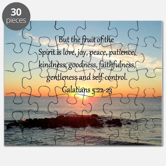 GALATIANS 5:22 Puzzle