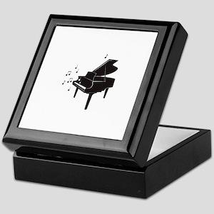 Grand Piano Keepsake Box