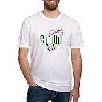 Bit7ib Libnan   Fitted T-Shirt