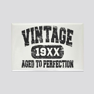 Personalize Vintage Aged To Perfection Magnets