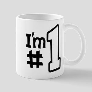i'm number one Mug