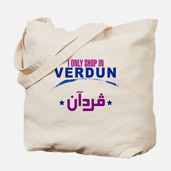 Shopping in Verdun | Tote Bag