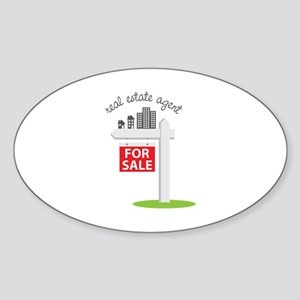 Real Estate Agent Sticker