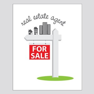 Real Estate Agent Posters