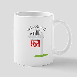 Real Estate Agent Mugs