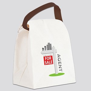 Agent Canvas Lunch Bag