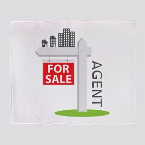 Agent Throw Blanket
