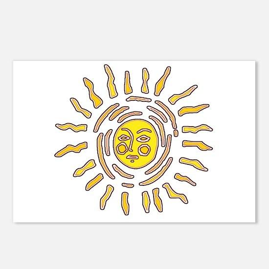 Summer Solstice Postcards (Package of 8)