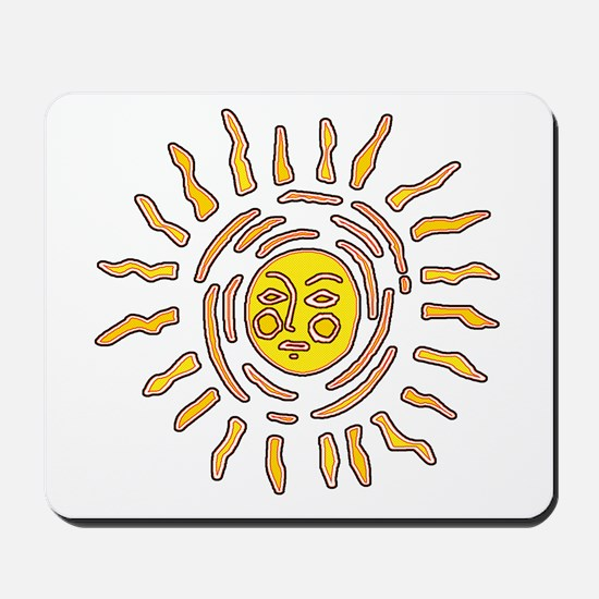 Summer Solstice Mousepad