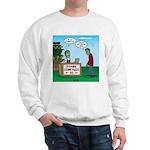 Zombie Corn Maze Sweatshirt