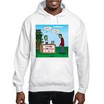Zombie Corn Maze Hooded Sweatshirt