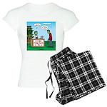 Zombie Corn Maze Women's Light Pajamas