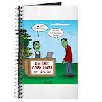 Zombie Corn Maze Journal