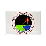 Missile Defense Rectangle Magnet (10 pack)