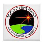 Missile Defense Tile Coaster