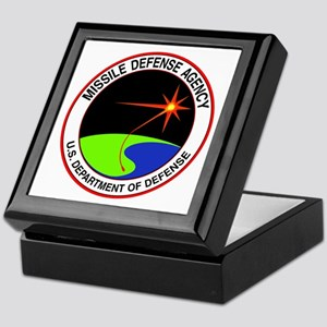 Missile Defense Keepsake Box