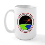 Missile Defense Large Mug