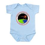 Missile Defense Infant Bodysuit