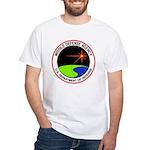 Missile Defense White T-Shirt