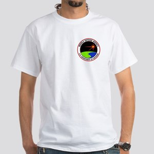 Missile Defense White T-Shirt