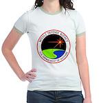 Missile Defense Jr. Ringer T-Shirt