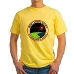 Missile Defense Yellow T-Shirt