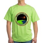 Missile Defense Green T-Shirt