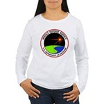Missile Defense Women's Long Sleeve T-Shirt