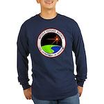 Missile Defense Long Sleeve Dark T-Shirt