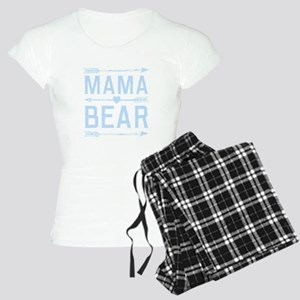 Mama Bear T Shirt Pajamas