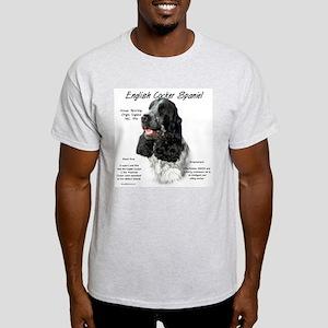 English Cocker (parti) Light T-Shirt