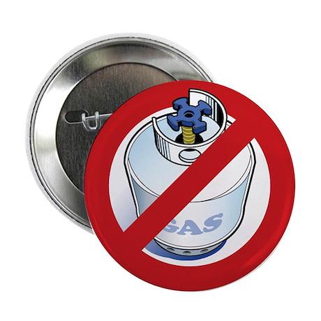 """""""No Gas""""<br>Apron Badge"""