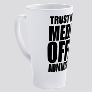 Trust Me, I'm A Medical Office Administrator 1