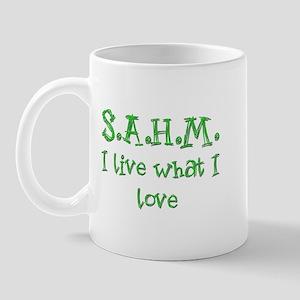sahm 22 Mug