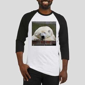 Polar bear 003 Baseball Jersey