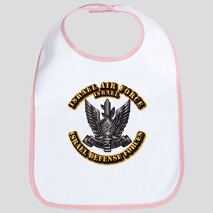 Israel - Air Force Hat Badge Bib