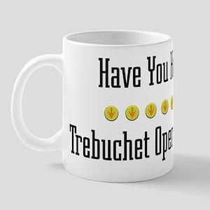 Hugged Trebuchet Operator Mug