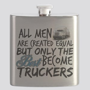 Best Become Truckers Flask
