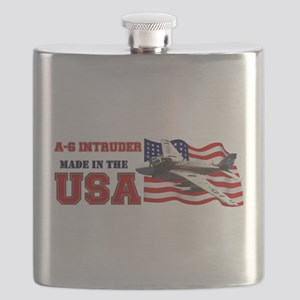 A-6 Intruder Flask