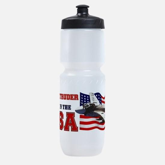 A-6 Intruder Sports Bottle