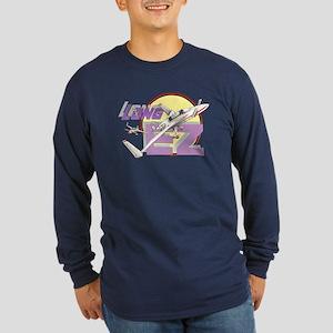 LONG EZ Long Sleeve Dark T-Shirt